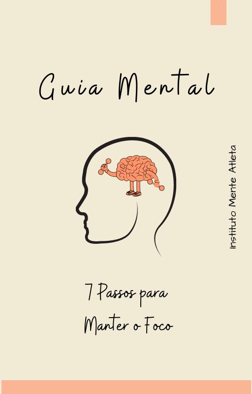 Livro Guia Mental - 7 passos para manter o foco - Márcia Mello