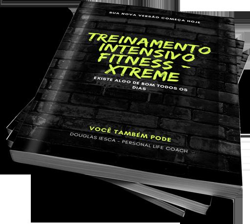 Livro Treinamento Intensivo Fitness - XTREME - Douglas Iesca